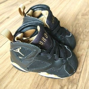 Nike Air Jordan VII 7 Retro TD Golden Moments 5C
